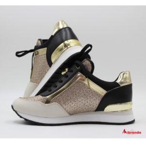 Sneakers MADDY TRAINER, pixie fine glitter, de Michael Kors