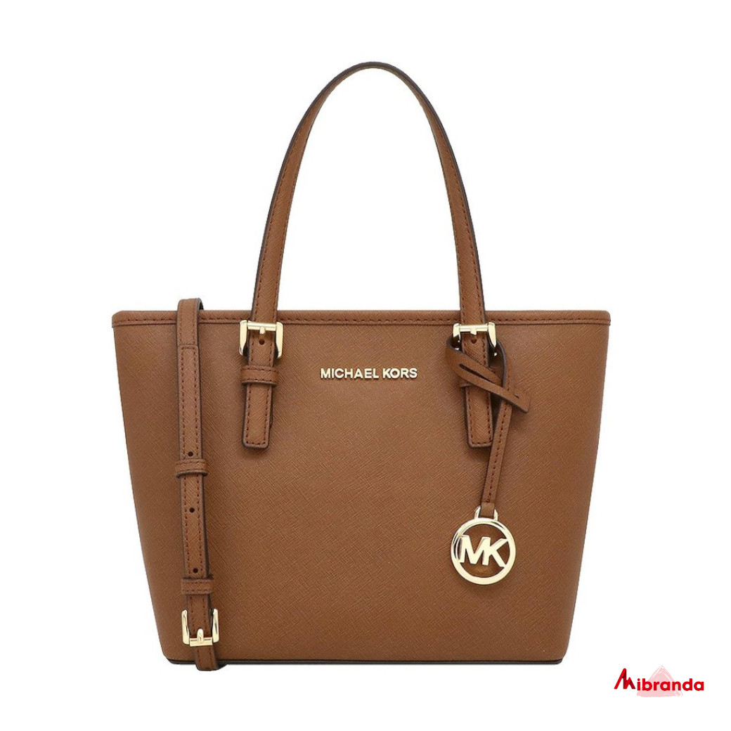 Bolso Tote XS JET SET TRAVEL, de Michael Kors, brown