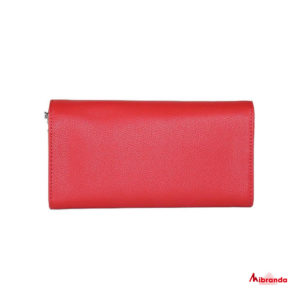 Bolso Clutch CAMPOS MINI, red, de GUESS