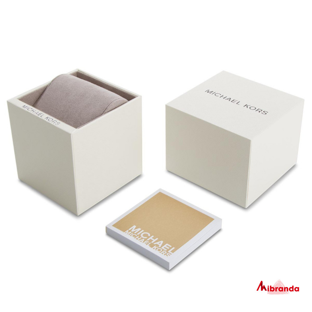 Michael Kors Reloj Mini Porti Rose Gold para mujer MK4331