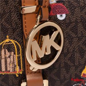 Bolso satchel Bedford Travel, de Michael Kors