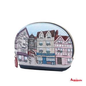 Neceser para maquillaje Heritage Tudor, de Vendula London
