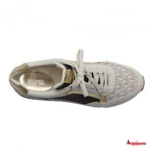 Sneakers MADDY TRAINER mini MK logo, de Michael Kors