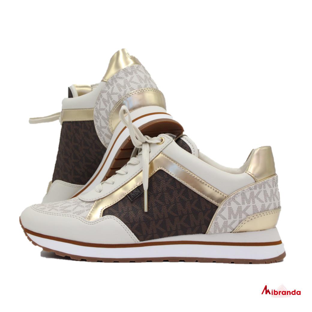Sneakers MADY TRAINER mini MK logo, de Michael Kors