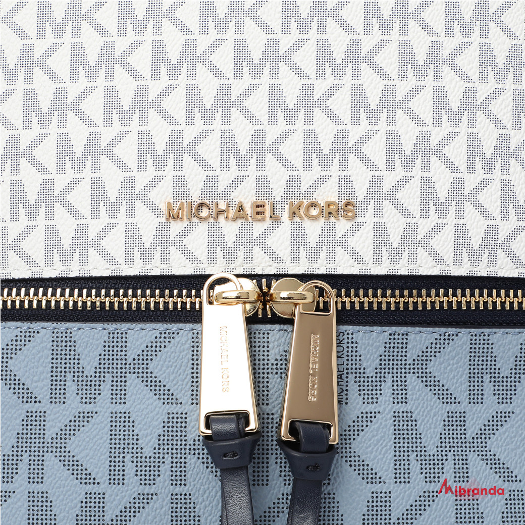 Mochila Rhea Navy Multi, de Michael Kors