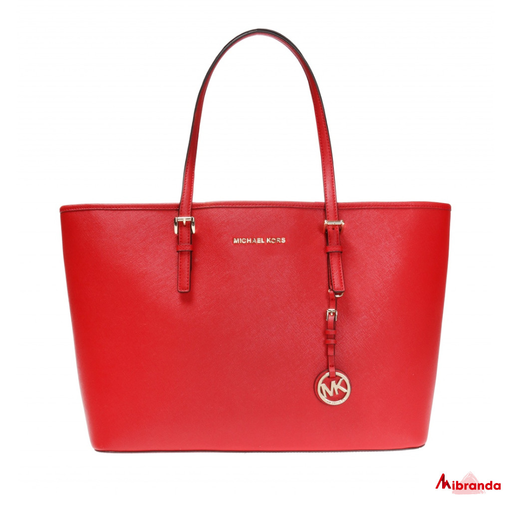 Bolso Maxi Tote Jet Set Travel, bright, de Michael Kors