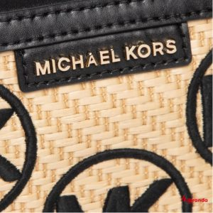 Bolso bandolera JET SET black multi, de Michael Kors