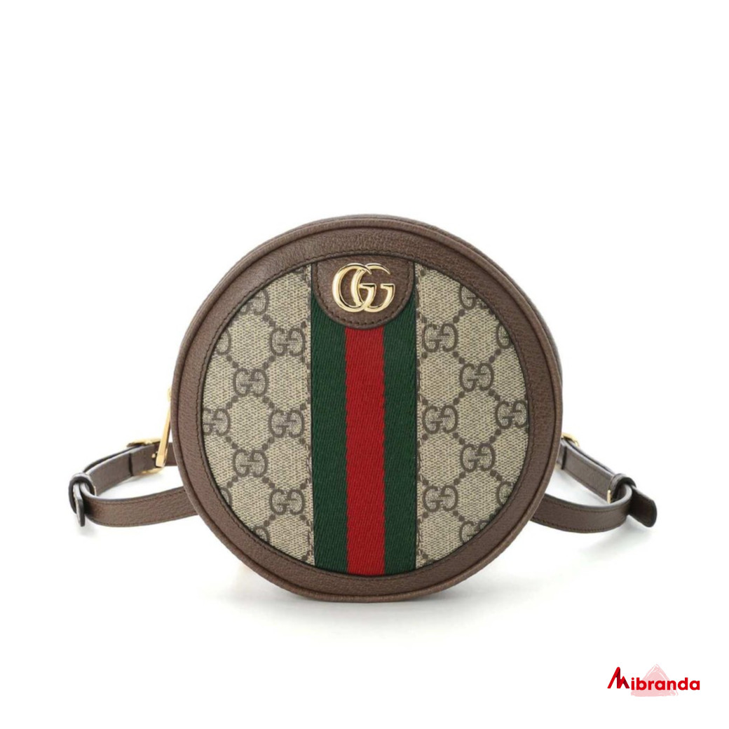 Minimochila redonda Ophidia, de Gucci