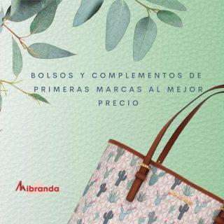 Mibranda, bolsos y complementos de primeras marcas al mejor precio. 👉www.mibranda.es  #mibranda_shop  #michaelkors  #versace #coach #guess #vendula #gucci