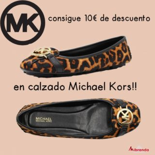 Bailarinas animal print de Michael Kors, ahora con 10€ de descuento. #michaelkors  #instagood #michaelkors  #bailarinas #animalprint  #moda #fashion #comprasonline