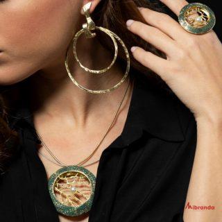 Diseños únicos en nuestra línea de joyería en bronce. 👉www.mibranda.es  #joyasenbronce #bisutería #instagood #joyasoriginales