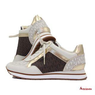 Saca tu lado más deportivo con los sneakers de Michael Kors!! #mibranda_shop  #marcasoriginales  #sneakersmichaelkors  #moda #shopping