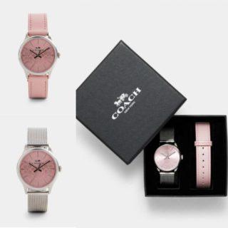 Correa en piel o en acero?? Como más prefieras en cada momento con este reloj de COACH, ahora en mibranda. 👉www.mibranda.es  #reloj #watchcoach  #relojcoach #coach #moda #marcasoriginales  #fashion #comprasonline