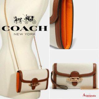 COACH, marca de lujo neoyorquina, en Mibranda. Todo 100% original.  👉www.mibranda.es  #mibranda #coachbag  #instagood  #bolsosdemarcaoriginales  #bolsosdelujo #style #instafashion #shoponline