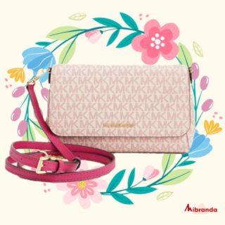 Con este bolso tan primaveral de Michael Kors comenzamos la semana. Os deseamos un feliz lunes 🥰🤗😍 #mibranda_shop  #bolsosdemoda  #bolsosdemarcaoriginales  #michaelkors #bolsosmichaelkors